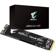 GIGABYTE AORUS Gen 4 SSD 2TB - SSD Festplatte