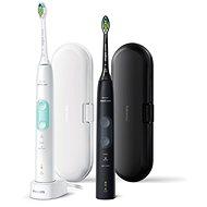 Philips Sonicare ProtectiveClean Gum Health Black and White HX6857/35 - Elektrische Zahnbürste