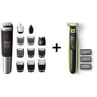 Philips DuoPack MG5740/15 + OneBlade QP2520/20 - Trimmset
