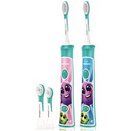 Philips Sonicare 2× For Kids HX6322/04 - Set