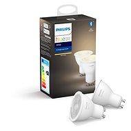 Philips Hue White 5W GU10 Set 2St