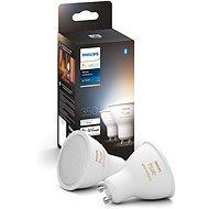 Philips Hue Weiß Ambiance 5.5W GU10 Set 2tlg - LED-Birne