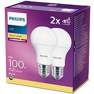 Philips LED 13-100 W, E27 2700 K, 2 Stk - LED-Birne