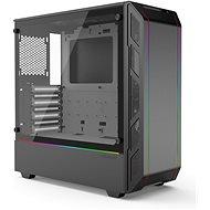 Phanteks Eclipse 350x Tempered - schwarz-weiß - PC-Gehäuse