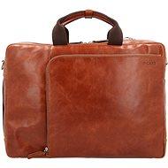 """Laptop-Tasche Picard Tasche/Rucksack für Notebook BUDDY - cognac - 15,6"""""""