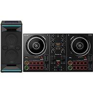 Pioneer XW-SX50-B + Pioneer DDJ-200 + Tasche gratis - DJ-System