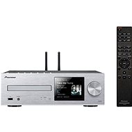 Pioneer XC-HM86D-S silber - Mikrosystem mit CD