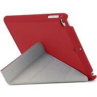 Pipetto Origami für Apple iPad Mini 5 (2019) - Rot - Tablet-Hülle