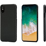 Pitaka Aramid case Black/Grey iPhone X - Schutzhülle