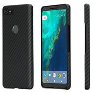 Pitaka Aramid Schutzhülle für das Google Pixel 2 XL schwarz/grau - Schutzhülle