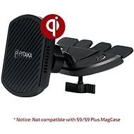Pitaka MagMount Qi Pro Wireless CD-Einschub - Kfz-Halter