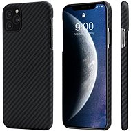 Pitaka Aramid Case Black/Grey iPhone 11 Pro - Silikonetui
