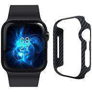 Pitaka Air Case Black/Grey Apple Watch 6 / SE / 5 / 4 - 44 mm - Uhren-Schutzhülle