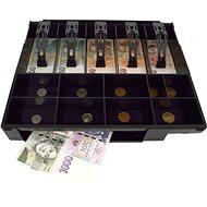 Virtuos Kunststoffbinder für Geld - Zubehör für Kassenschubladen