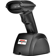 Virtuos CCD Wireless Reader HW-310A - Schwarz