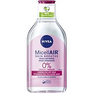 NIVEA Smooth Caring Micellar Water 400 ml - Mizellenwasser