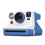 Polaroid NOW - blau - Sofortbildkamera