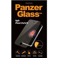 PanzerGlass Edge-to-Edge für Apple iPhone 5 / 5S / 5C / SE klar - Schutzglas