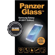 PanzerGlas Edge-to-Edge für Samsung Galaxy J5 2017 schwarz - Schutzglas