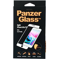 PanzerGlas Edge-to-Edge für Apple iPhone 6 / 6s / 7/8 Weiß (CaseFriendly) - Schutzglas