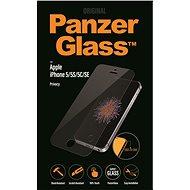 PanzerGlass Edge-to-Edge Privacy für Apple iPhone 5/5s/SE