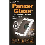 PanzerGlass Premium Privacy für Apple iPhone 6/6s/7/8 Weiß