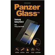 PanzerGlass Premium Privacy für Samsung Galaxy Note8 Black - Schutzglas