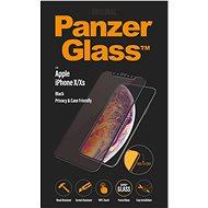 PanzerGlass Edge-to-Edge Privacy für Apple iPhone X/X Schwarz