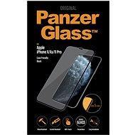 PanzerGlass Edge-to-Edge für Apple iPhone X / Xs / 11 Pro Schwarz - Schutzglas