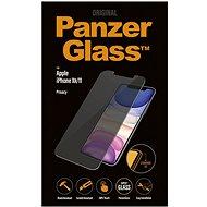 PanzerGlass Standard Privacy für Apple iPhone XR / 11 Clear - Schutzglas