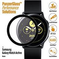 PanzerGlass SmartWatch für Samsung Galaxy Watch Active Black Sticker - Schutzglas