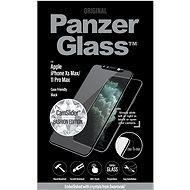 PanzerGlass Edge-to-Edge für iPhone Xs Max / 11 Pro Max Schwarz Swarovski CamSlider