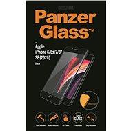 PanzerGlass Premium für Apple iPhone 6 / 6s / 7/8 / SE 2020 schwarz - Schutzglas