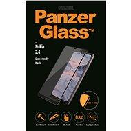 PanzerGlass Edge-to-Edge für Nokia 2.4 - schwarz - Schutzglas