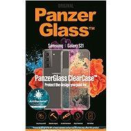 Handyhülle PanzerGlass ClearCase Antibakteriell für Samsung Galaxy S21 - Pouzdro na mobil