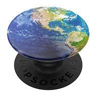 PopSockets PopGrip Gen.2, Put and Spin On It, Globus aus dem Weltraum - Handyhalter