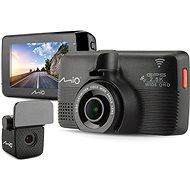 Mio MiVue 798 WIFI 2.5K QHD Dual - Dashcam