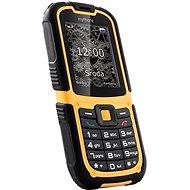 MyPhone Hammer 2 Orange Dual-SIM - Handy