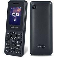 MyPhone 3320 Schwarz - Handy