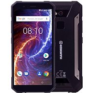 MyPhone Hammer Energy LTE 18x9 schwarz - Handy