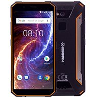 MyPhone Hammer Energy LTE 18x9 Orange - Handy