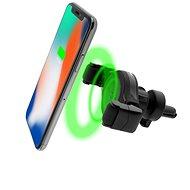 Handyhalter FIXED ROLL Wireless Charging schwarz