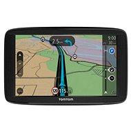 GPS Navigationsgerät TomTom VIA 62 mit lebenslangen Kartenupdates für Europa - GPS-Navigation
