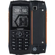 myPhone HAMMER 3 orange - Handy
