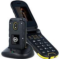 myPhone HAMMER Bow Plus orange-schwarz - Handy