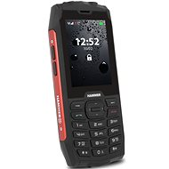 myPhone Hammer 4 Rot - Handy