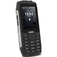 myPhone Hammer 4 Silber - Handy