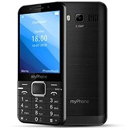 Smartphone MyPhone Up - schwarz - Handy