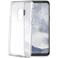 Schutzhülle CELLY Gelskin für Samsung Galaxy S9 Plus farblos - Handyhülle