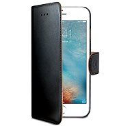 CELLY WALLY801 für iPhone 7/8 Plus schwarz - Handyhülle